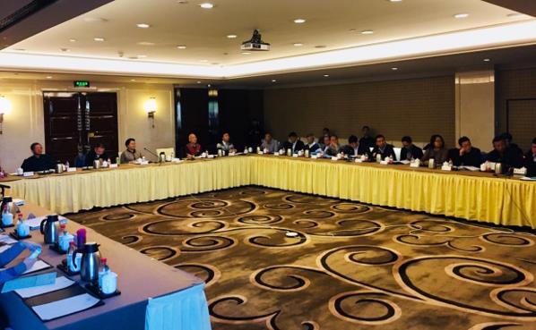 中电联垃圾发电标委会2018年年会暨标准审查会在京顺利召开