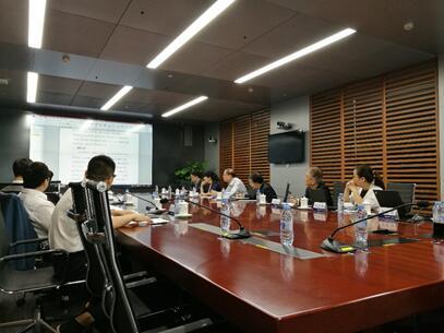中国电力发展促进会核能分会赴广州及深圳地区调研