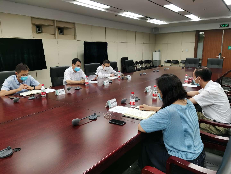 《中国电力年鉴》编辑部一行拜访国家电网公司党组办公室