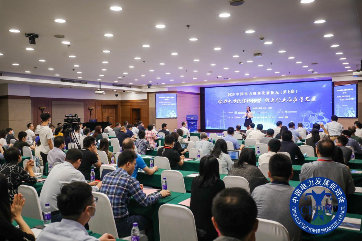 """聚焦""""十四五""""电力规划  """"2020中国电力规划发展论坛""""在京召开"""