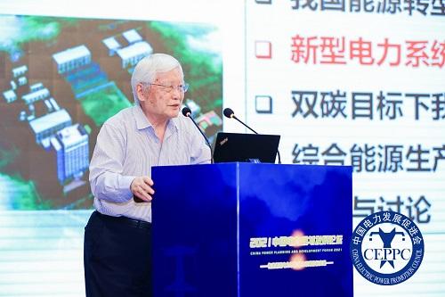 周孝信院士:双碳目标下我国能源电力系统发展前景和关键技术